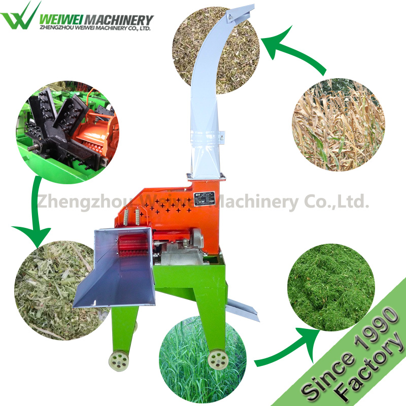 Weiwei 9ZP-1.5 peanut vine grass cutting dried sweet potato stem
