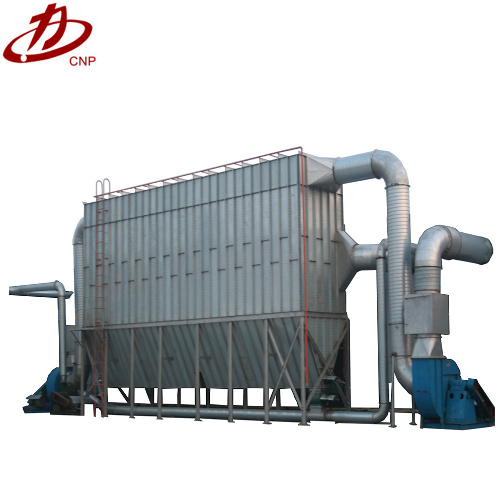 Industrial dust collection systems filtration equipment for crusher