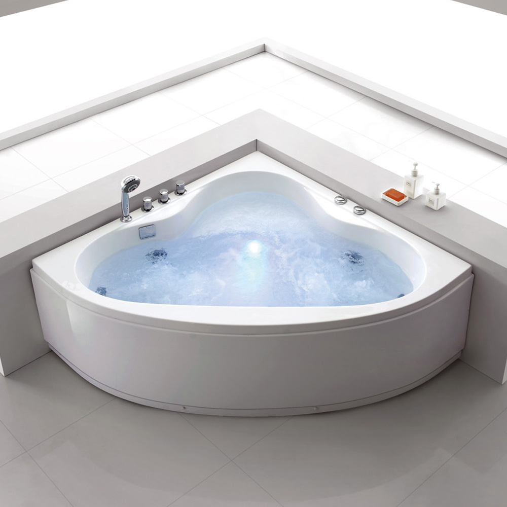 American Standard Town Square 5 Ft X 42 In Center Drain. Tub Shower ...