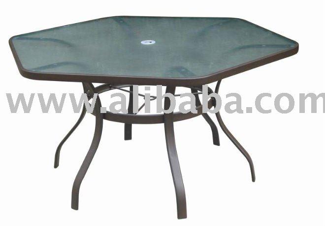 hexagon patio table set sport wholehousefans co rh sport wholehousefans co hexagon patio table plans hexagon patio table for 6