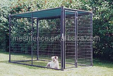 8 Gauge Black Welded-wire Panels Quick And Easy To Assemble Dog ...
