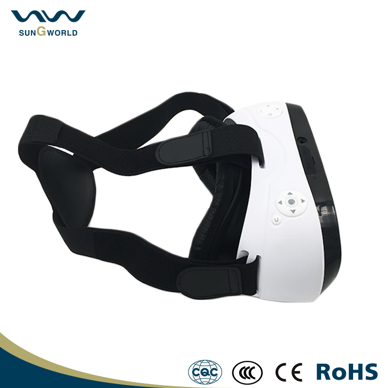 Original factory vr 3d glasses virtual reality game system for sale