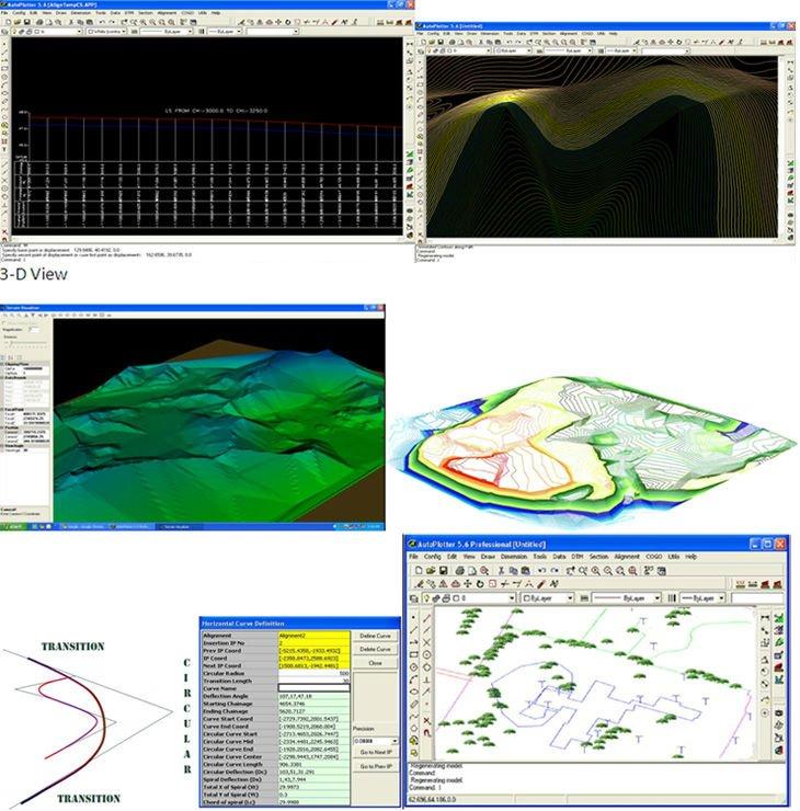 autoplotter survey software free