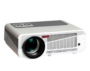LED86+ 4500 Lumens Android 4.2.2 full HD 1080p LED projector, video game projector with WIFI