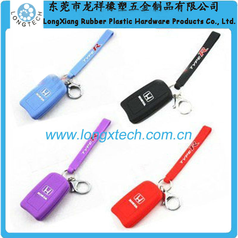 promotional gift custom badge holder with key ring