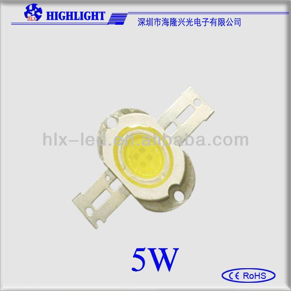 5w high lumen epistar/bridgelux/cree 1w/3w high power led diode,rgb high power led diode 5w,10w,20w,30w,50w,100w for lighting