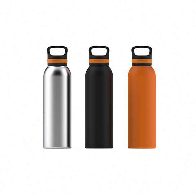 Double Wall Stainless Steel Colorful Sports Bottle Thermos Personalized Thermos