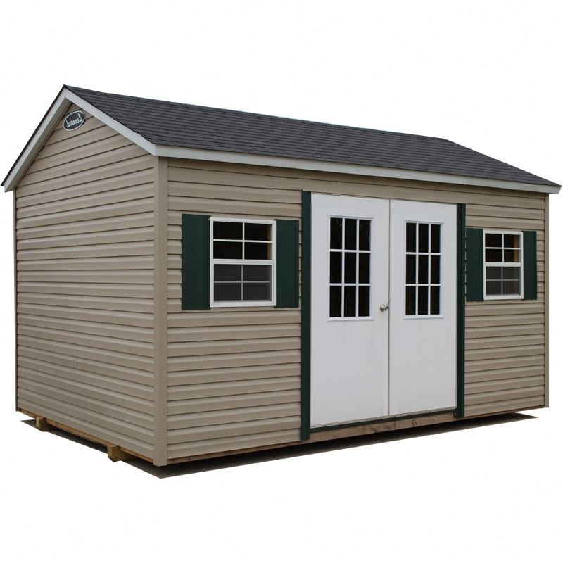 China high quality outdoor storage shed for sale