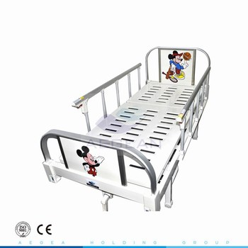 Ag Cb001 Ce Iso Cartoon Pattern Kids Sleep Recovery Hospital Medical Manual  Hospital Bed   Buy Manual Hospital Bed,Infant Hospital Bed,Used Hospital ...