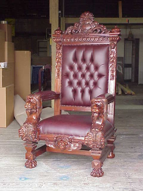 - Lion King Throne Chair - Buy Antique Furniture Product On Alibaba.com