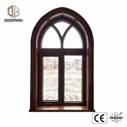 Wooden grain swing window wood tilt and turn