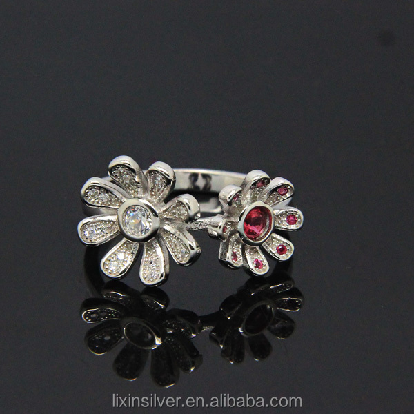 LIXIN fashion ring, fancy ring, micro pave ring (HL07-92)