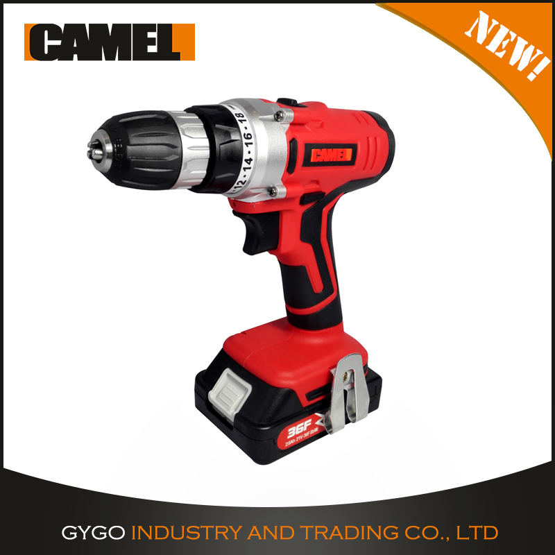 high quality 10mm 18v Li-ion Battery Cordless <strong>Drill</strong> with high quality