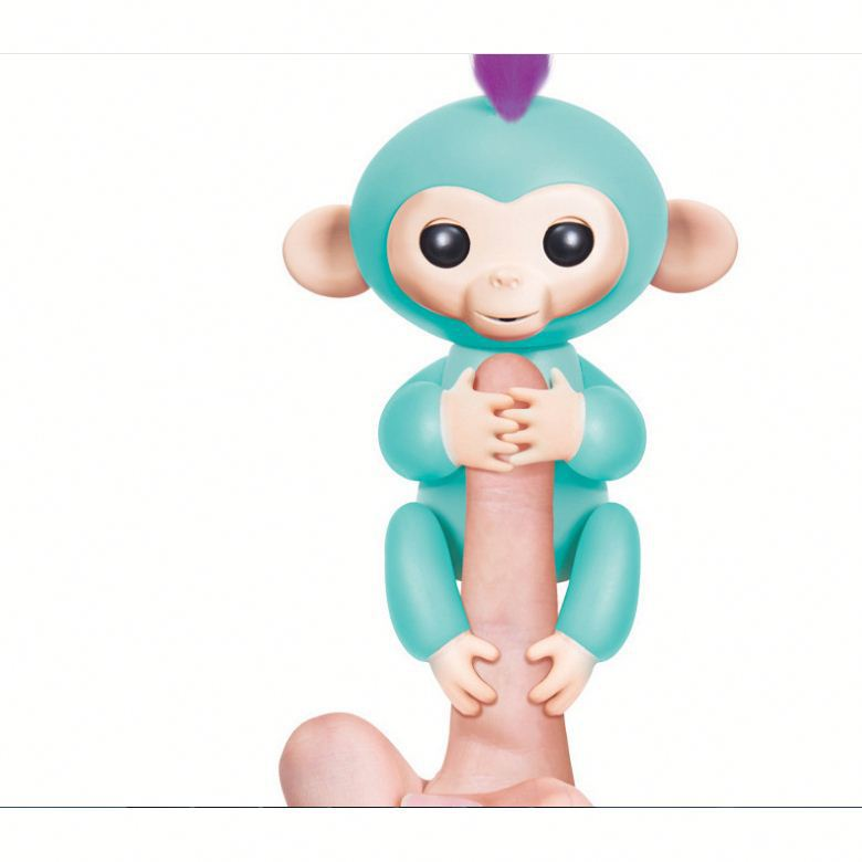 Boy Gift Interactive Finger Toy Fingerlings Monkey Dolls Toys