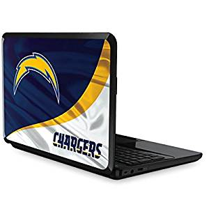 NFL San Diego Chargers Pavilion G7 Skin - San Diego Chargers Vinyl Decal Skin For Your Pavilion G7