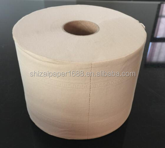 Soft Strong 100% Virgin Bamboo Pulp Toilet Paper Toilet Tissue Bath Tissue Degradable Paper 4 6 8 12 Rolls/Pack