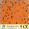 swimming pool Anti-slip and anti-fatigue interlocking porous rubber floor mat