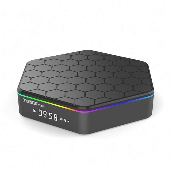 T95Z Plus 2 Gb 3 Gb 912 Octa Core Ra 16 Gb 32G Android 7.1 S Mart Tv Box t95Z Plus 10/100/1000 M Ethernet