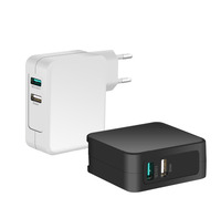 Fast usb QC 2.0/3.0 quick charger wall charger for all smart devices