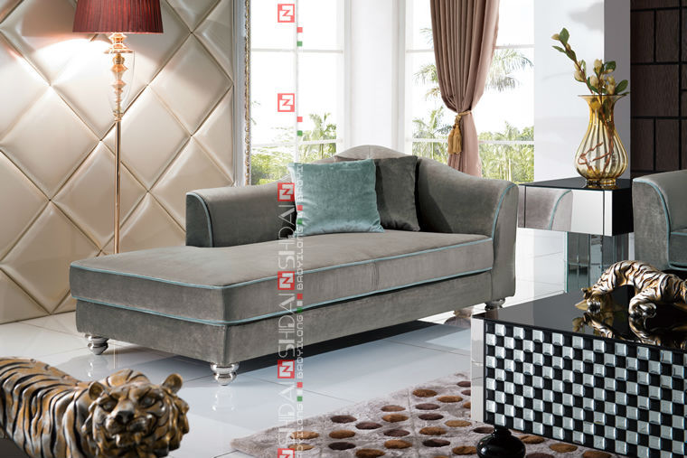 G1109 Luxury Metal Frame Sofa Bed Beds Dubai