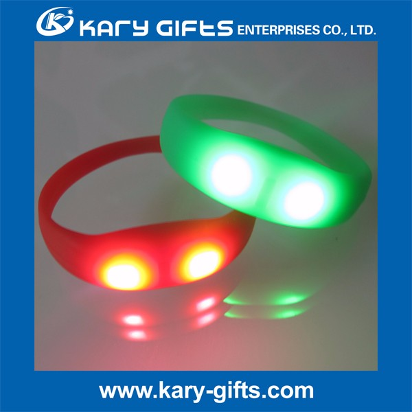 assign 20 zones DMX512 led bracelet led wristband