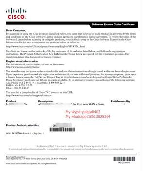 Cisco L-AIR-CTVM-5-K9 Virtual Wireless Controller w/5 Access Points License  with PDF format, View L-AIR-CTVM-5-K9, cisco Product Details from Beijing