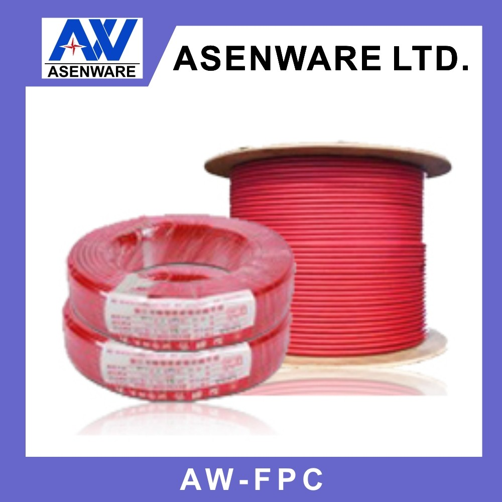 Famous Brand Asenware fire alarm cables, fire alarms fire detection and alarm system design