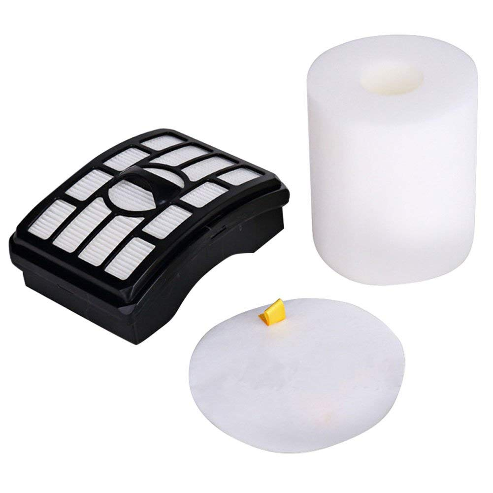 Toogoo Filter Kit for Shark NV500 NV501 NV752 Vacuum Vacuum Cleaner Parts White Tool Accessories