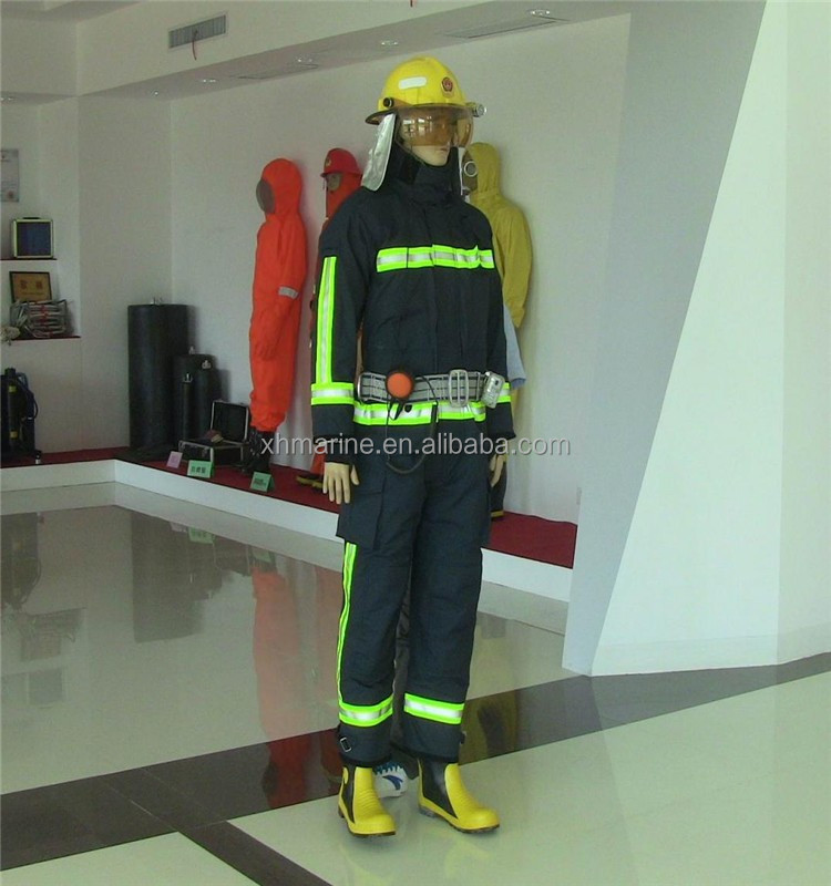 Nomex Fire Fighting Suit /Firefighter 's Suit /Fireman Suit