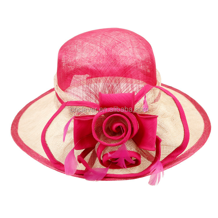 2018 Bridal Wedding Hats Christmas Fascinators For Woman dd633e8319b