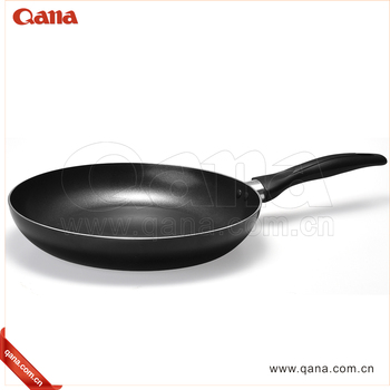 hot selling ceramic non-stick coated frying pans oval fry pan