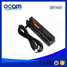 Programmable POS Magnetic Stripe Card Reader MSR Encoder Magstripe Card Reader And Programmer