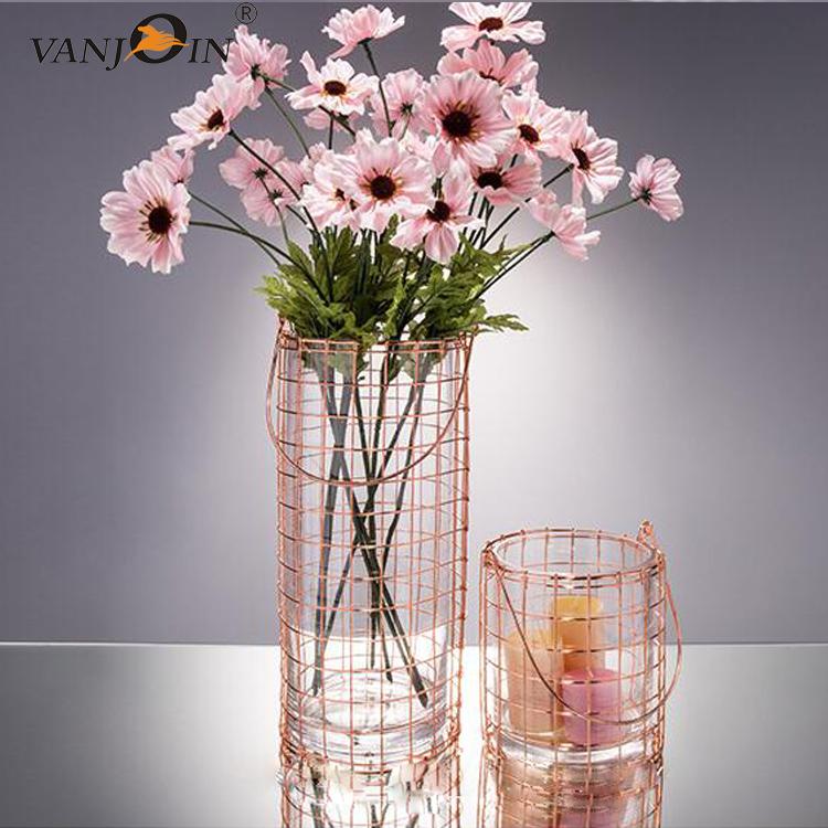 Hanging Glass Wall Vases Set Of 3 Kanglong Glass Arts Co