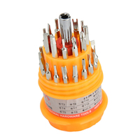 set of 31pcs multifunctional screw drivers assembly screwdriver 31-in-1