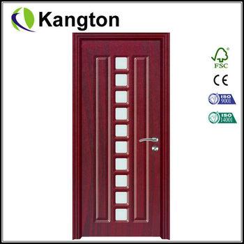 Cheap bathroom interior pvc door prices buy pvc door for Cheap pvc door