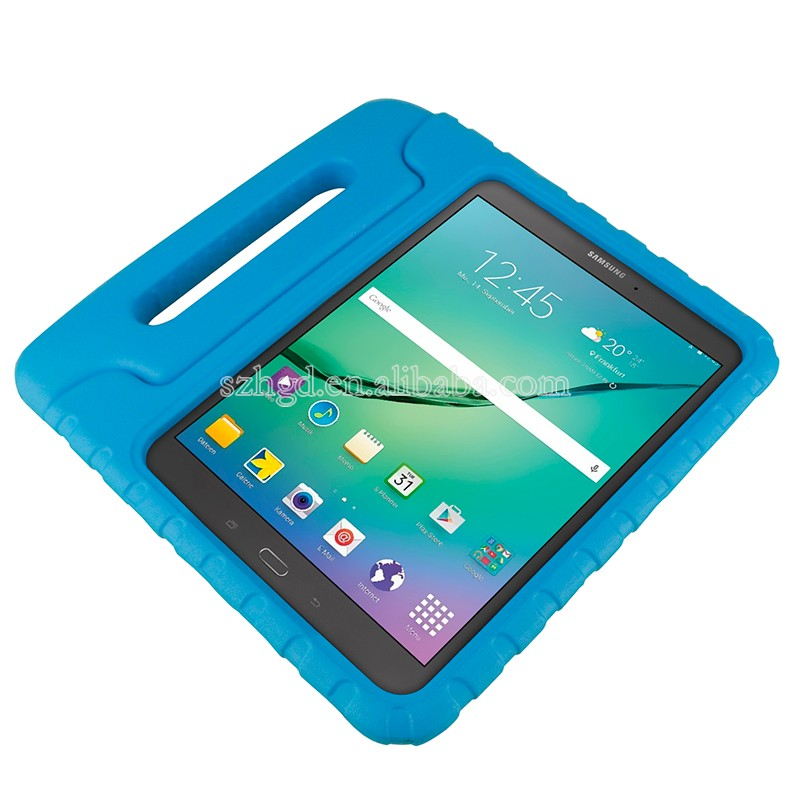 EVA foam shockproof tablet case for samsung galaxy tab s3 9.7 cover case (2017 release)