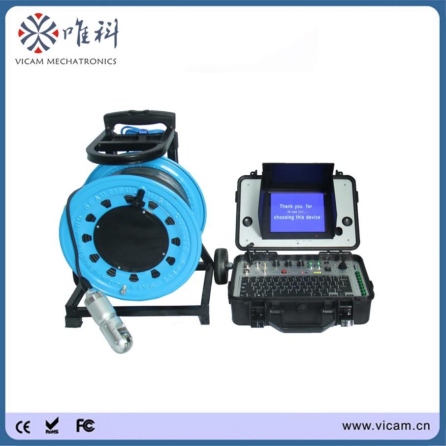 Vicam Pan And Tilt Camera Head 100m Soft Cable Borehole