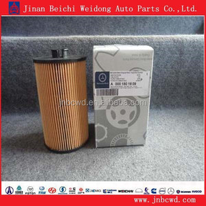 Heavy truck used parts, truck parts, OM904 Oil filter