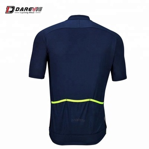 Healthy Material Reflective Discount Sublimation Road Bicycle Jerseys With Back Pocket
