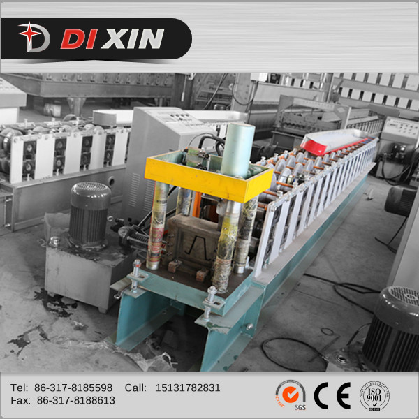 2017 DIXIN Wall angle steel frame machine for drywall corner bead rolling mill angle roll forming machines