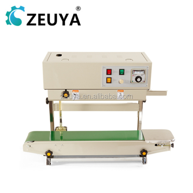 New Arrival Semi-Automatic plastic bag heat sealer With CE FR-900V