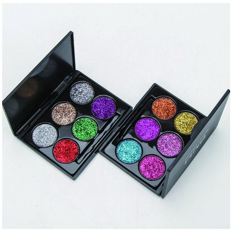 नई आगमन निजी लेबल थोक मेकअप 12 रंग आंखों के छायाएं पैलेट