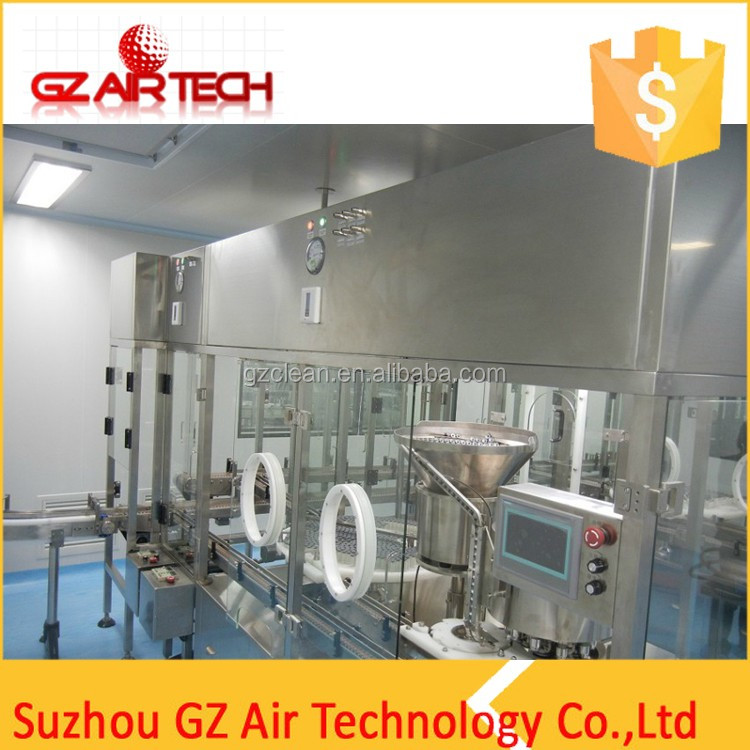 Anti Static Cleaning Room Dust Free RoomPortable