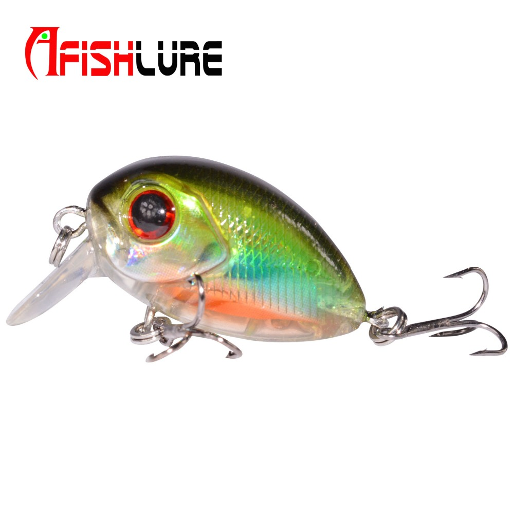 A02 36mm 3.5g Minicrank <strong>Fishing</strong> Lure Hard Bait