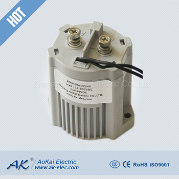 Standard Type Adh50a 50a High-voltage 12v 24v 1h Dc Contactor Continuous  Work Duty Dc Relay Dc Contactor - Buy Dc Contactor,12v Dc  Contactor,Standard