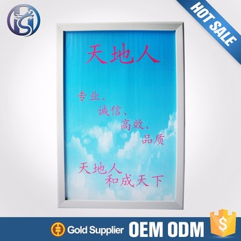 With Cheap Price Aluminum Profile Snap Poster Frame 60x90 - Buy Snap ...