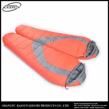 Competitive price quality-assured adult sleeping bag / wearable sleeping bag