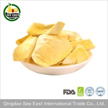 New Products 2017 Fruit snacks Freeze Dried Durian Chips