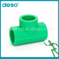 Best sale Cost effective Tee PPR Material pipe fitting Various dimensions