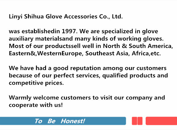 New China Products Finger Cover korean glove